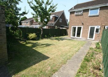 Thumbnail 3 bed semi-detached house for sale in Montreal Way, Worthing