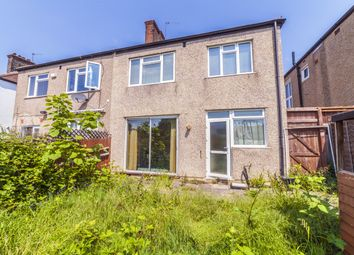 Thumbnail 3 bed semi-detached house for sale in Green Lane, Norbury, London