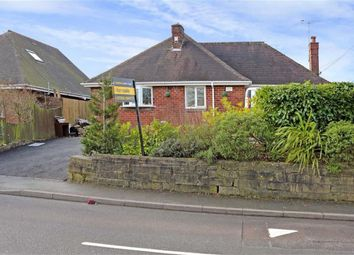 Thumbnail 3 bed detached bungalow for sale in Gravelly Bank, Lightwood, Longton, Stoke-On-Trent