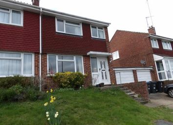 Thumbnail 3 bed semi-detached house for sale in Nightingale Road, Selsdon Vale, South Croydon, Surrey