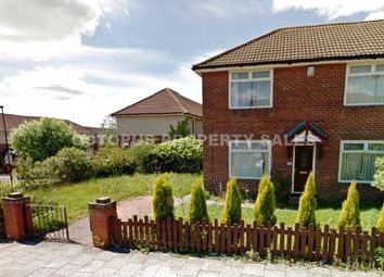 Thumbnail 3 bedroom semi-detached house for sale in Heathfield Crescent, Newcastle Upon Tyne