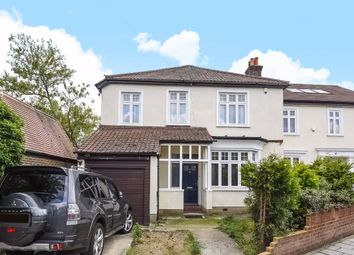 5 bed semi-detached house for sale in Glenburnie Road, London SW17