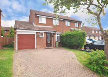 Thumbnail 3 bed semi-detached house for sale in Perracombe, Furzton