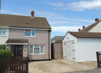 Thumbnail 2 bed end terrace house for sale in Court Road, Oldland Common, Bristol