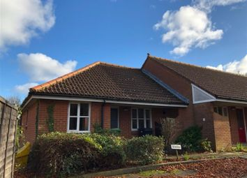 Thumbnail 2 bedroom terraced bungalow for sale in Milestone Lane, Wicklewood, Wymondham