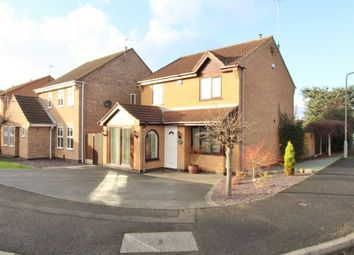 Thumbnail 3 bed detached house for sale in Trowell Park Drive, Trowell, Nottingham