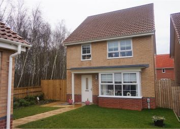 Thumbnail 4 bedroom detached house for sale in Boundary Way, Hull