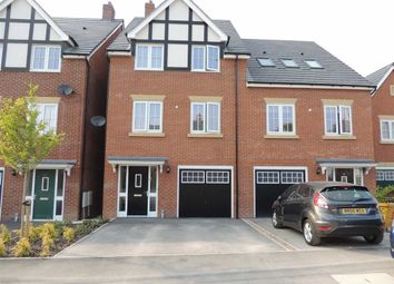 Thumbnail 4 bed semi-detached house for sale in Hornbeam Close, Cherry Tree Park, Stockport