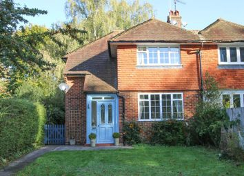 Thumbnail 3 bed detached house to rent in Gomshall Lane, Shere, Guildford