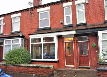 Thumbnail 3 bed terraced house for sale in Norwood Avenue, Manchester
