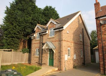 Thumbnail 3 bed detached house to rent in Mallard Court, Rossington, Doncaster