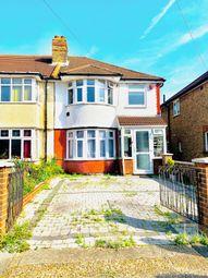 Ash Grove, Heston, Hounslow TW5. 4 bed end terrace house