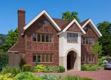 Thumbnail 4 bedroom detached house for sale in Hengist Road, Birchington