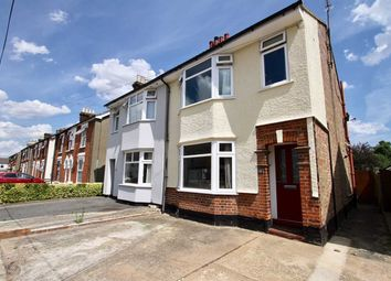 Thumbnail 3 bed semi-detached house for sale in Tomline Road, Ipswich