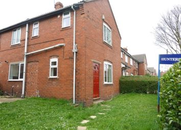 Thumbnail 3 bed semi-detached house to rent in Pleasant Avenue, Great Houghton, Barnsley