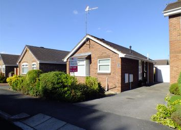 Thumbnail 2 bed detached bungalow for sale in Thorns Drive, Greasby, Wirral