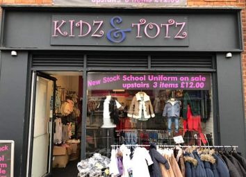 Thumbnail Retail premises for sale in 4 Leicester Road, Wigston