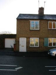 Thumbnail 2 bed cottage to rent in Alms Houses, Church Street, Buckden, St. Neots