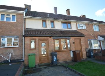 Thumbnail 3 bed terraced house to rent in Lister Road, Walsall
