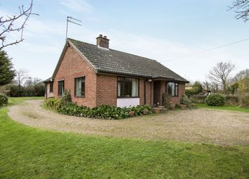 Thumbnail 3 bedroom detached bungalow for sale in The Street, Dennington, Woodbridge
