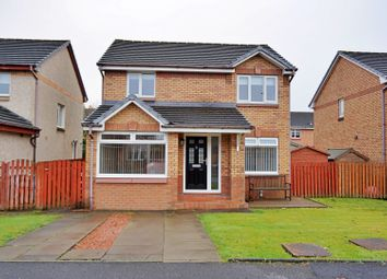 Thumbnail 4 bed detached house for sale in Laberge Gardens, Motherwell