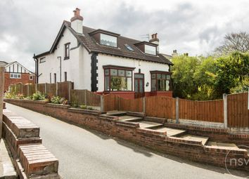 Thumbnail 4 bed detached house for sale in Liverpool Road, Aughton, Ormskirk