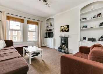 Thumbnail 1 bed flat for sale in Harwood Road, London