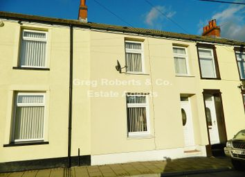 Thumbnail 3 bed terraced house for sale in Alexander Street, Abertysswg, Caerphilly.