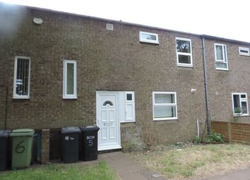 Thumbnail 3 bed terraced house to rent in Shearwater Lane, Wellingborough