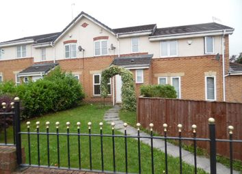 Thumbnail 3 bed semi-detached house to rent in Leywell Road, Manchester