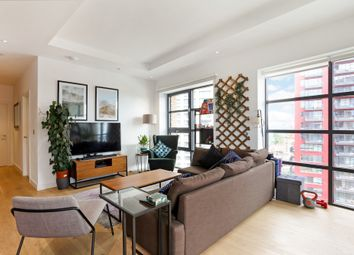 Thumbnail 2 bed flat for sale in Amelia House, Lyell Street, London