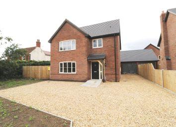 Thumbnail 4 bedroom detached house for sale in Ashwicken Road, Plot 1, Pott Row, King's Lynn