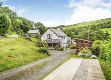 Thumbnail 4 bed detached house for sale in Faerdref, Cynwyd, Corwen, Denbighshire