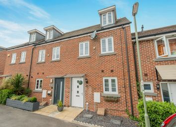Thumbnail 3 bed terraced house for sale in Wheeler Way, Basingstoke