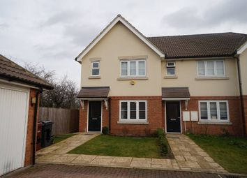 Thumbnail 3 bedroom semi-detached house to rent in Magnolia Place, Harrow