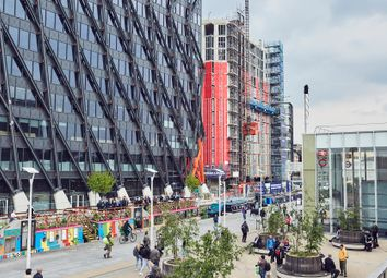 Thumbnail 2 bedroom flat for sale in 3 Canalside Walk, London