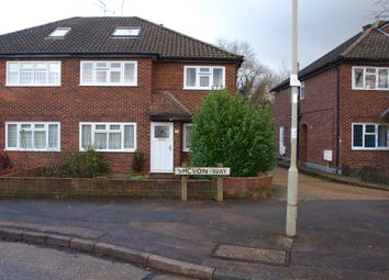 Thumbnail 2 bed maisonette to rent in Shevon Way, Brentwood
