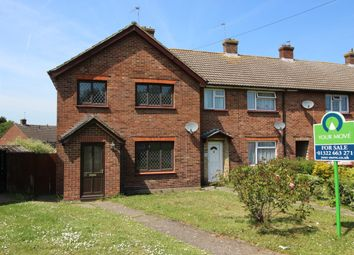 Thumbnail 3 bed detached house for sale in Reeves Crescent, Swanley, Kent