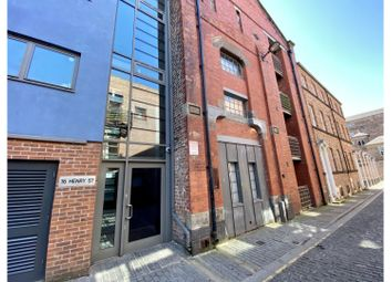 Thumbnail Flat to rent in 16 Henry Street, Liverpool