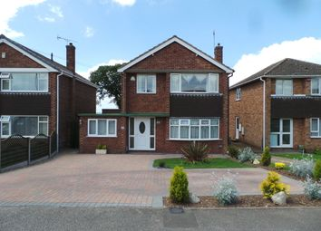 Thumbnail 3 bed detached house for sale in Dunholme Road, Gainsborough