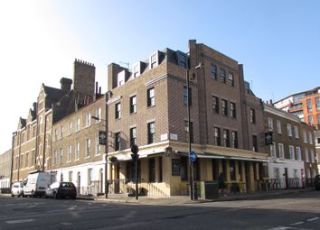 Thumbnail Block of flats for sale in Sale Place, London