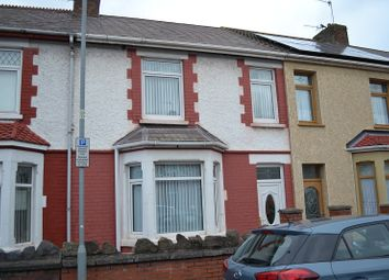 Thumbnail 3 bed terraced house for sale in Norman Street, Port Talbot, Neath Port Talbot.