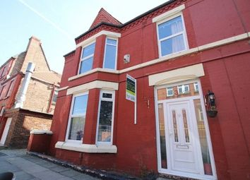 Thumbnail 5 bedroom terraced house for sale in Colebrooke Road, Aigburth, Liverpool