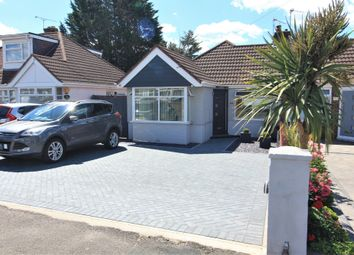 The Crossway, Portchester, Fareham PO16. 4 bed semi-detached bungalow