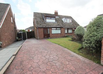 2 bed semi-detached house for sale in Brookside Close, Haydock, St. Helens WA11