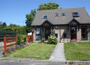 Thumbnail 1 bed end terrace house to rent in Willow Close, Quintrell Downs, Newquay
