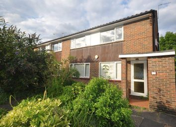 Thumbnail 2 bed maisonette to rent in Wellington Road, Hatch End, Middlesex