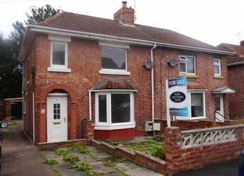 2 bed semi-detached house for sale in Welbeck Road, Choppington NE62