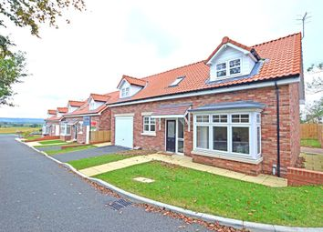 Thumbnail 3 bed detached bungalow for sale in Racecourse Road, East Ayton, Scarborough