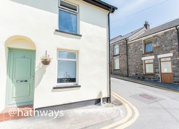 Thumbnail 2 bed semi-detached house to rent in Market Street, Blaenavon, Pontypool